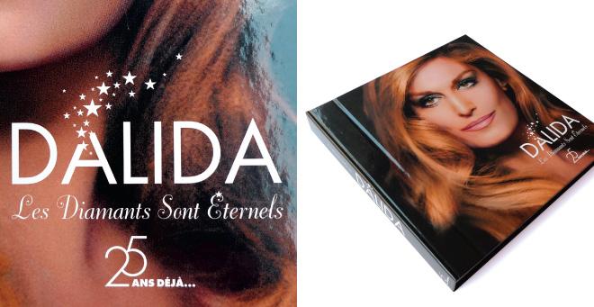 Coffret Dalida - Les Diamants sont Eternels