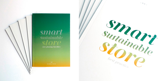Brochure Smart Sustainable Store - Kering