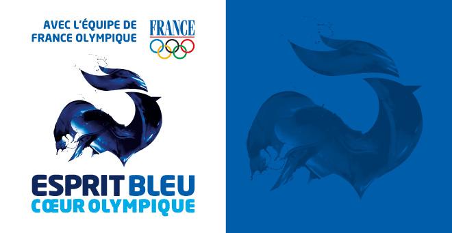 Création logo Equipe de France JO Londres 2012