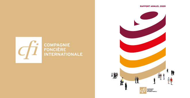 Logo CFI - Compagnie Foncière Internationale