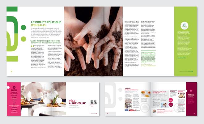 Rapport d'activité Groupe Euralis 2010